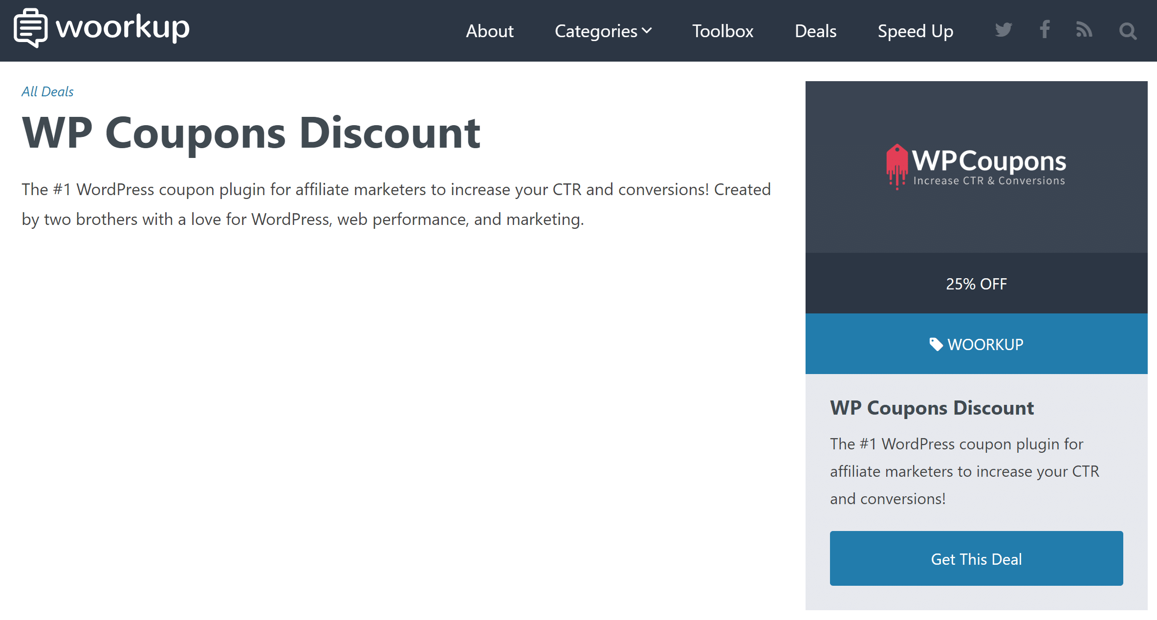 wp coupons layout right